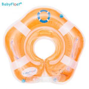 BabyFloat Oranje zwemband